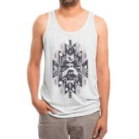 Phases - mens-triblend-tank - small view
