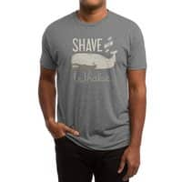 Shave the Whales - mens-triblend-tee - small view