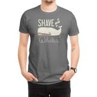 Shave the Whales - mens-regular-tee - small view