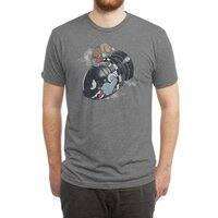 Love the Bomb - mens-triblend-tee - small view