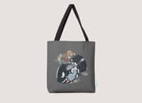 Love the Bomb - tote-bag - small view