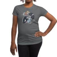 Love the Bomb - womens-regular-tee - small view