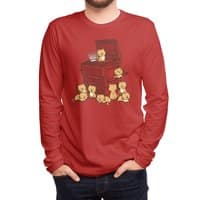 The Original Copycat - mens-long-sleeve-tee - small view