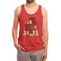 The Original Copycat - mens-triblend-tank - small view