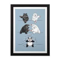 Ultimate Fusion! - black-vertical-framed-print - small view
