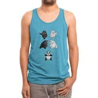 Ultimate Fusion! - mens-triblend-tank - small view