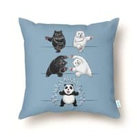 Ultimate Fusion! - throw-pillow - small view