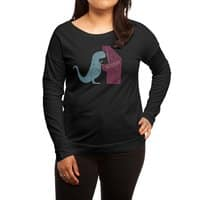 Irony - womens-long-sleeve-terry-scoop - small view
