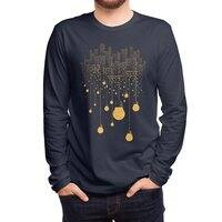 The Hanging City - mens-long-sleeve-tee - small view