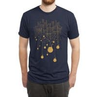 The Hanging City - mens-triblend-tee - small view