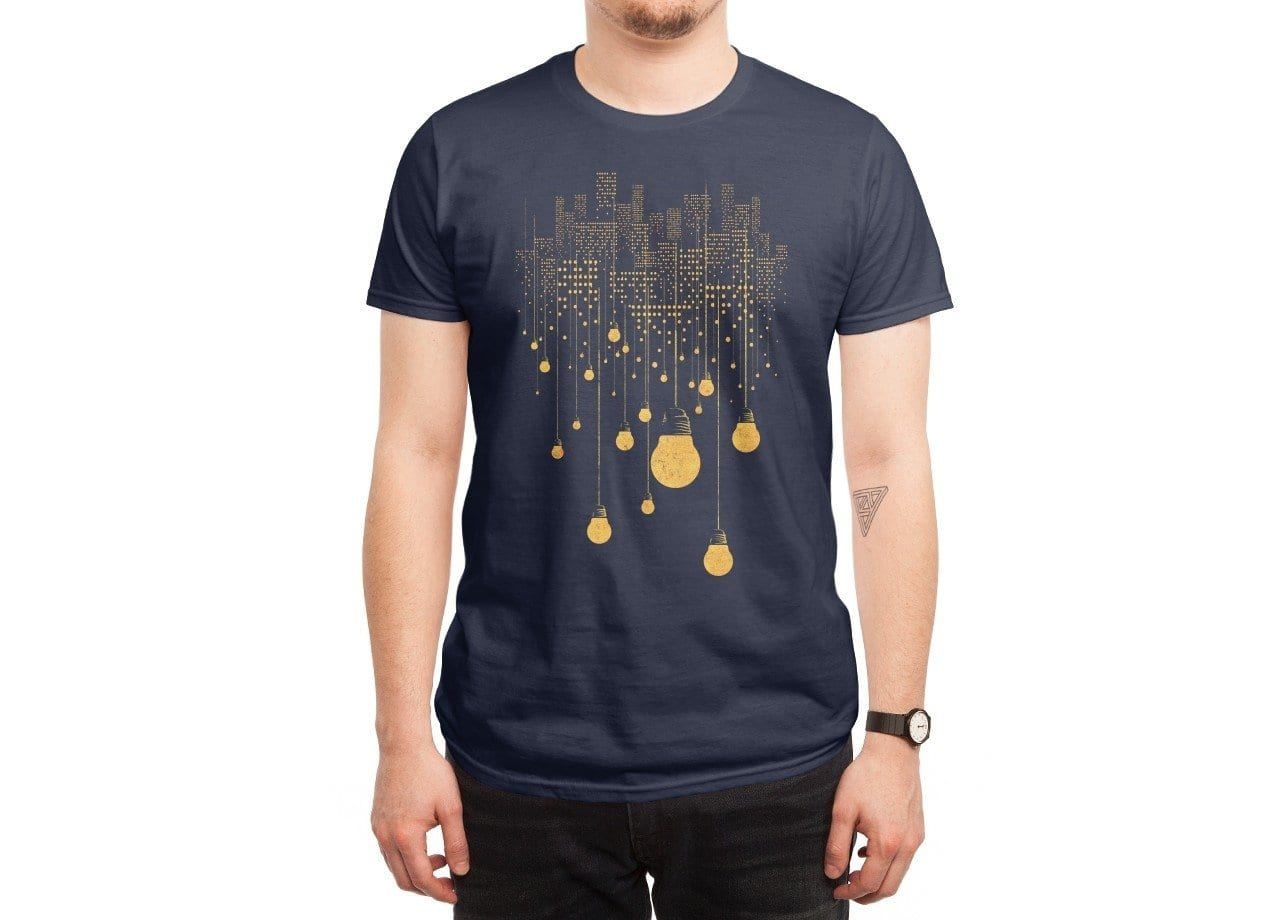 The Hanging City By Tang Yau Hoong Men S T Shirt Threadless