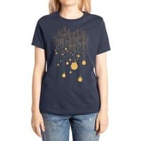The Hanging City - womens-extra-soft-tee - small view