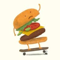 Burger Wipeout - small view