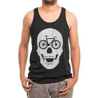 RIDE OR DIE! - mens-triblend-tank - small view