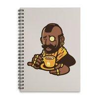 Gentleman T - spiral-notebook - small view