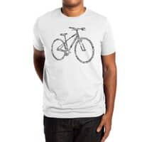 Mapped Out - mens-extra-soft-tee - small view
