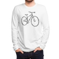 Mapped Out - mens-long-sleeve-tee - small view