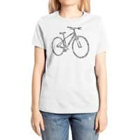 Mapped Out - womens-extra-soft-tee - small view