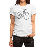 Mapped Out - womens-regular-tee - small view