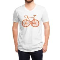 Cycle Forever - vneck - small view