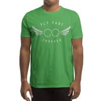 Fly Fast Forever - mens-regular-tee - small view