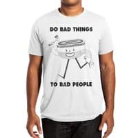 Do Bad Things - mens-extra-soft-tee - small view