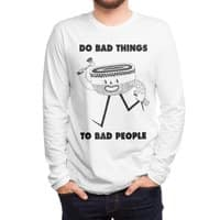 Do Bad Things - mens-long-sleeve-tee - small view