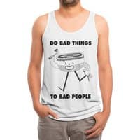 Do Bad Things - mens-triblend-tank - small view
