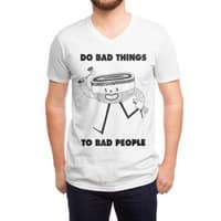 Do Bad Things - vneck - small view