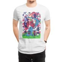 Tree and Birds - mens-regular-tee - small view