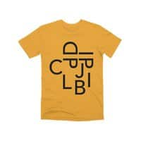 Type Face - mens-premium-tee - small view