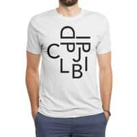 Type Face - mens-triblend-tee - small view