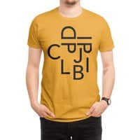 Type Face - mens-regular-tee - small view