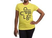 Type Face - womens-regular-tee - small view