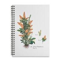 Vegetabilis Pizzarius - spiral-notebook - small view