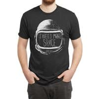 Never Date an Astronaut - mens-triblend-tee - small view