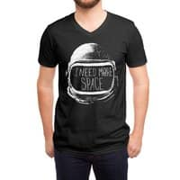 Never Date an Astronaut - vneck - small view