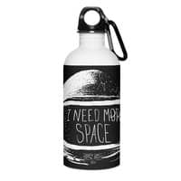 Never Date an Astronaut - water-bottle - small view