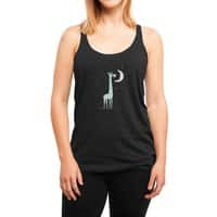 Midnight Snack - womens-triblend-racerback-tank - small view