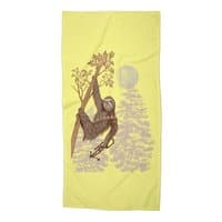 Sloth Wars - beach-towel - small view