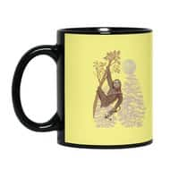 Sloth Wars - black-mug - small view