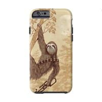 Sloth Wars - double-duty-phone-case - small view
