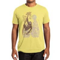 Sloth Wars - mens-extra-soft-tee - small view