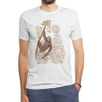 Sloth Wars - mens-triblend-tee - small view