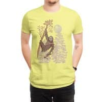 Sloth Wars - mens-regular-tee - small view