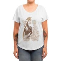 Sloth Wars - womens-dolman - small view