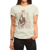 Sloth Wars - womens-regular-tee - small view
