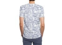 The Party - mens-sublimated-triblend-tee - small view