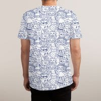 The Party - mens-sublimated-tee - small view