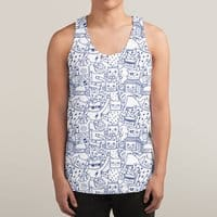 The Party - sublimated-tank - small view